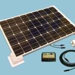 Motorhome Caravan Solar Panels