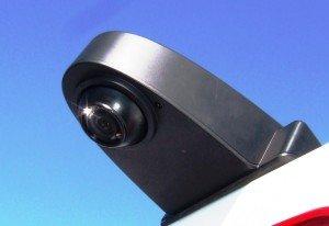 Reverse parking cameras
