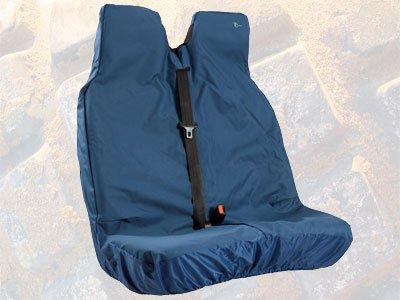 van_double seat cover
