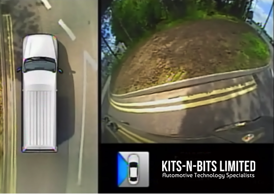 360 degree vehicle cameras