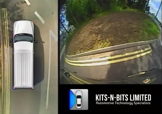 360 degree vehicle cameras